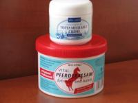 Lóbalzsam + Holt tengeri só krém 125ml